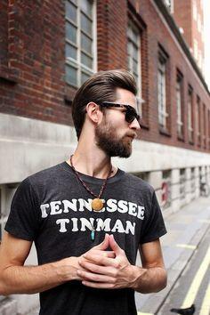 Le Fashion Blog 11 Stylish Hot Guys With Beards Justin Passmore 100 Beards Photo Book Tennessee Tinman Tshirt 2 photo Le-Fashion-Blog-11-Hot...