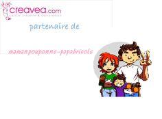 Maman Pouponne-Papa Bricole: Customiser ses textiles avec Creavea (+concours)