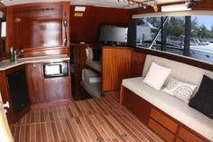 36 Hatteras w/2001 Cummins UNDER CONTRACT - The Hull Truth ...