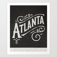 Atlanta mosaic