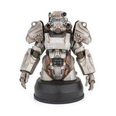 Fallout - Büste Power Armour