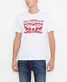 Levi's® 2 Horse Tee