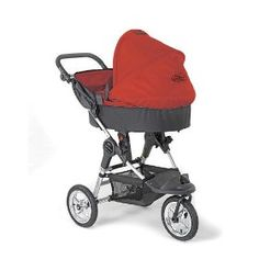 Baby Jogger Pram/Bassinett-Red.  Product Features  zipped bug canopy   includes car seat adapter   comfortable matress   accessory for Q and City Single strollers.  http://www.pramcarriagestrollers.com/inglesina-classica/