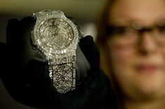 Most Expensive Timepieces