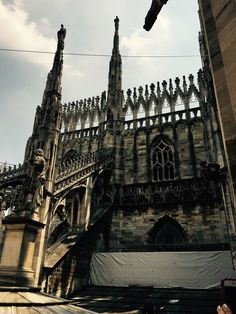 Cathedral in Milan #2