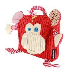 Amazon.com: The Deglingos Backpack, Sandykilos The Elephant: Baby