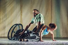 Stopgap Dance Company seamlessly integrates dancers with and without disabilities to create evocative and distinctive productions. Their new work Artificial Things premieres at The Point on 5th February, don't miss it! Tickets available at www.thepointeastleigh.co.uk #dance