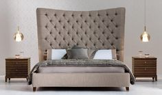 Italian designer furniture by Angelo Cappellini modern couch Italian Furniture, Luxury Furniture, Furniture Design, Furniture Ideas, Feminine Bedroom, Modern Couch, Night Table, Room Setup, How To Make Bed