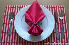 100 4853 How to Fold a Leaf Napkin Tutorial