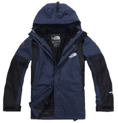 2013 New The North Face Men's elastic Navy Gore-Tex Xcr Jacket For Wholesale