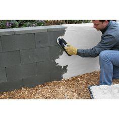 Quikrete 50 lb. Quikwall White Surface-Bonding Cement-123050 - The Home Depot