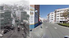 Miquel Romeu Bellvitge 1970 y 2015