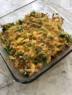 WW Chicken Broccoli Bake - A Mama Blessed WW Recipes