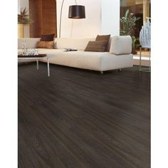Kaindl One 12.0mm Laminate Flooring - Sunvalley Walnut - 12.06 Sq.Feet With Pre-Attached Foam Underlament - 34072 - Home Depot Canada