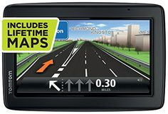 Any Sat Nav with UK and ROI Maps and Liftime Map Updates