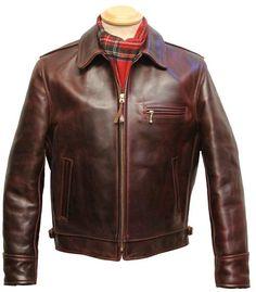 Highwayman Leather jacket - Aero Leathers, Scotland, uk