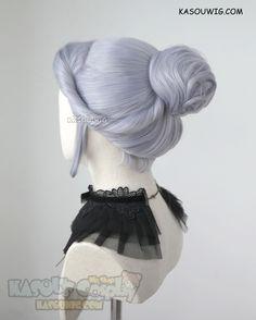 [Kasou Wig] Voltron: Legendary Defender Princess Allura short twist updo cosplay wig