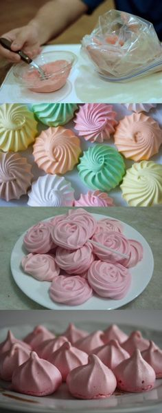 My Recipes, Dessert Recipes, Pavlova, Cakes And More, Cake Decorating, Bakery, Good Food, Food And Drink, Sweets