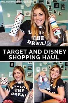 6842a8e1fe4cf My Target Disney Haul  You Tube Channel!