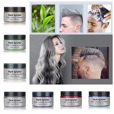 Inspirational Temporary Hair Color that Washes Out