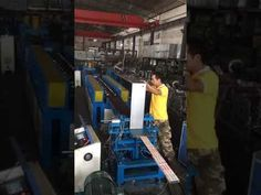 Cabinet Boxes, Roll Forming, Production Line, Steel Cabinet, Machine Video, Fire Safety, Metal Box, Galvanized Steel, China