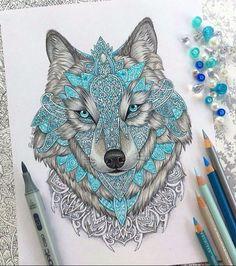 Husky drawing                                                                                                                                                     More