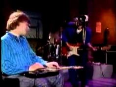 Stevie Ray Vaughan and Jeff Healey ~ Little Sister.................. smokin'!!!! <3