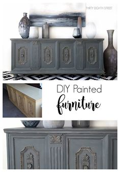 DIY Painted Furniture (PLUS A $250 Country Chic Paint Product GIVEAWAY!)