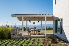 Willamette Valley — Alana Homesley Interior Design Modern Farmhouse, Farmhouse Style, Oregon Vacation, Willamette Valley, Pergola Patio, Backyard, Pergola Kits, Pergola Ideas, Residential Interior Design