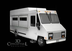 food truck | 3DconceptualdesignerBlog: Project Review: The Great Food Truck Race