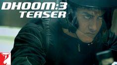 Dhoom:3 Teaser!