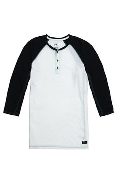 Nike SB Dri-Fit Speck Henley T-Shirt #pacsun