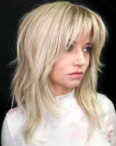 Copper Blonde Hair Color, Pale Blonde Hair, Platinum Blonde Hair, Balayage Hair Blonde, Shades Of Blonde, Brown To Blonde, Blonde Highlights, Dark Hair, Red Hair