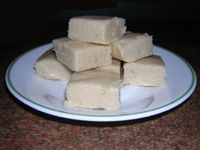 Banana fudge recipe