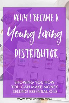 Want to make money selling essential oils? I show you how to become a Young Living Distributor, the cost involved and how to make money with Young Living. Lemongrass Essential Oil Uses, Frankincense Essential Oil Uses, Young Living Ranks, Young Living Oils, Essential Oil Safety, Essential Oils For Skin, Essential Rewards Young Living, Young Living Distributor, How To Make Money