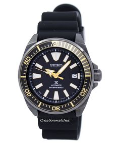 Seiko Prospex Automatic Scuba Divers 200M Japan Made SRPB55 SRPB55J1 SRPB55J Men's Watch