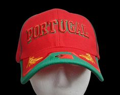 Portugal Sports Soccer Team Baseball Cap Hat #Kool #BaseballCap