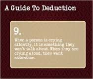 A Guide to Deduction--9