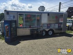 New Listing: https://www.usedvending.com/i/2015-8-x-20-Food-Concession-Trailer-for-Sale-in-Maine-/ME-P-825X 2015 - 8' x 20' Food Concession Trailer for Sale in Maine!!!
