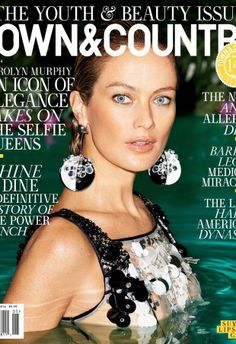 Carolyn Murphy Wears Prada in the Pool for Town & Countrys Terry Richardson-Shot Cover (Forum Buzz) http://ift.tt/1SNt5tn  Town & Country is not usually a magazine that takes our fancy but with a cover star like Carolyn Murphy were more than happy to take a look. The models of the 90s are most definitely having a moment on newsstands worldwide lately with Amber Valletta taking to the cover of Condé Nast Traveler and Cindy Crawford currently fronting Vogue Paris. Our forums now welcome…