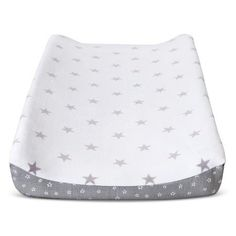 New Changing Pad Cover Grey Star Circo
