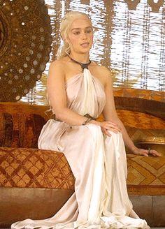 daenerys targaryen slave dresses - Google Search