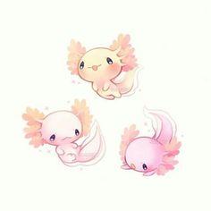 lil axolotls