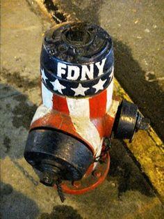 NY Fire Hydrant