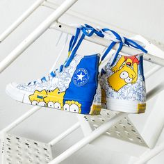 Simpsons Converse Limited Edition
