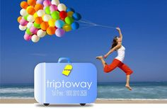 You can buy lowest price international flights at our travel agency in TripToWay that providing you biggest offers on worldwide routes book from us New Delhi To London Flights at 50% Flat off.