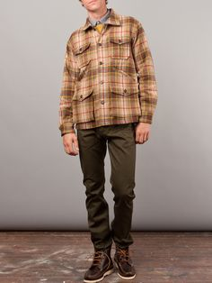 Woolrich Woolen Mills Hunting Jacket