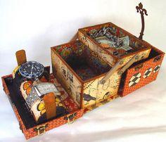 G45 traveliger watch box