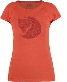 Fjellreven Abisko Trail T-Shirt Print Dame
