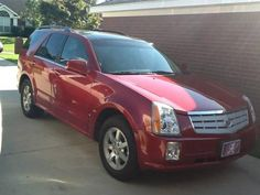 2008, Cadillac SRX  Loaded with all the bells and whistles! Roll Tide red with gray leather interior. Third row seating, extended moon roof,heated seats & steering wheel, 5 disk CD player,Bose sound system,automatic seat adjustment for 2 drivers. Auto, Premium Package, AC/Climate Control, ABS - See more at: http://www.cacars.com/Car//Cadillac/SRX/2008_Cadillac_SRX_for_sale_1003236.html#sthash.jlUiXOMW.dpuf
